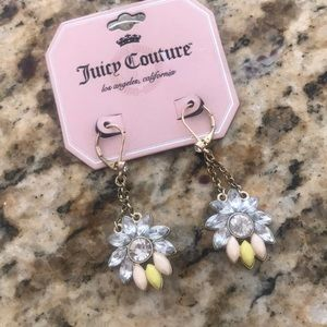 ‼️✨NEW WITH TAG JUICY COUTURE EARRINGS✨‼️